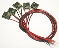 LRC100 RailCom Transmitter Module 5 pack