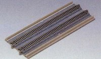 Kato 20-001 Double Wooden Sleeper Ground Track 248mm Straight (2)