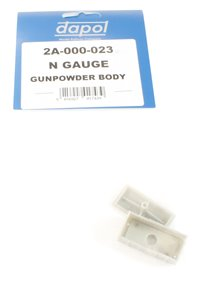Dapol 2A-000-023 Unpainted Body Gunpowder Van