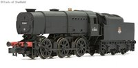 Dapol 2S-021-001 Class Q1 0-6-0 33016 in BR black with early emblem