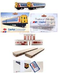 Capital Commuter Train Set