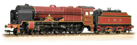 Royal Scot Class 6130 'The West Yorkshire Regiment' LMS Crimson