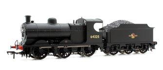 Robinson Class J11 (GCR 9J) #64325 BR Black Late Crest (DCC On Board) 0-6-0 Locomotive