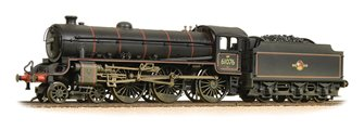 Class B1 61076 BR Lined Black Late Crest - Weathered *2017 Range*