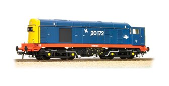 Class 20 Diesel Locomotive No. 20172 'Redmire' in BR Blue Livery *Collectors Club*