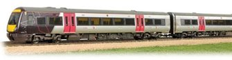 Class 170/5 2 Car DMU 170521 Cross Country Weathered - FREE UK POST
