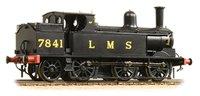 LNWR Webb Coal Tank 7841 LMS Black
