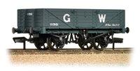 5 Plank Wagon Wooden Floor GWR Grey