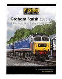 Graham Farish 2016/17 Catalogue
