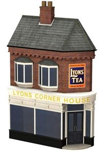 OO Scale Low Relief Lyons Corner House