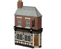 Low Relief Corner Pub