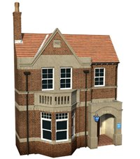 OO Scale Low Relief Police Station