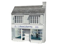 Low Relief 'Parson's Properties' Estate Agent *2017 Range*
