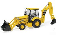Komatsu WB146 Backhoe Loader c/w Attachments