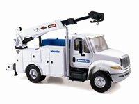 International DuraStar Service Truck 'Komatsu'