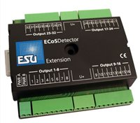 ECosDetector Extension Module - 32 Outputs