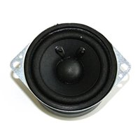 Loudspeaker Visaton FRS5, 50mm, round, 8 Ohms - Loksound 3.5 XL