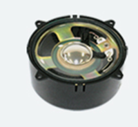 Loudspeaker 57mm, round, 8-32 Ohms with sound chamber - Loksound 3.5 XL