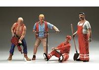 LGB Worker Figures - G Gauge