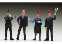 LGB Swiss Railroad Worker Figures - G Gauge