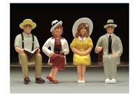 LGB American Figures, Seated G Gauge