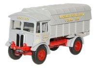 """Oxford Diecast 76AEC003 AEC Matador Lorry """"Sunters"""""""