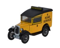 Oxford Diecast 76ASV002 Austin Seven RN Van AA (A)