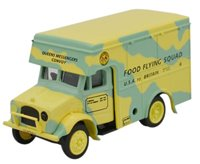 Food Flying Squad Bedford OX 30cwt Van