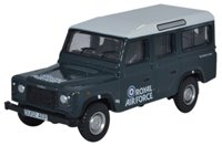 Oxford Diecast 76DEF013 Land Rover Defender Station Wagon RAF
