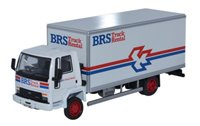 Oxford Diecast 76FCG001 Ford Cargo Box Van BRS