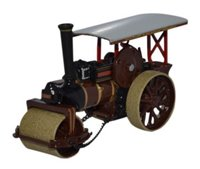 Oxford Diecast 76FSR004 Fowler Steam Roller No 19053 Patricia B