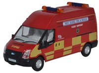 Oxford Diecast 76FT020 Ford Transit LWB High Roof West Sussex
