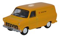 Oxford Diecast 76FT1005 Ford Transit Mk1 British Rail
