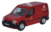 Oxford Diecast 76FTC001 Ford Transit Connect Royal Mail