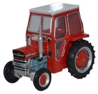 Oxford Diecast 76MF001 Massey Ferguson 135 in Red