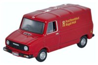 Oxford Diecast 76SHP001 Sherpa Van Royal Mail (Wales)