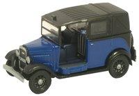 Austin Taxi Oxford Blue (B)
