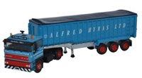 Oxford Diecast 76D28002 DAF 2800 Tipper Alfred Hymas