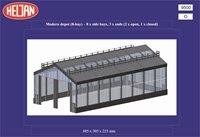 Heljan 9500 O gauge Modern Depot Kit