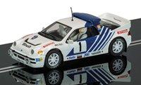 Ford RS200 Stig Blomqvist Rally Sweden 1986 Slot Car