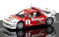 Ford RS200 24hr Rally D'Ypres 1986 No.5 Biega Team Slot Car