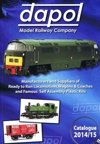 Dapol 2014 / 2015 Catalogue