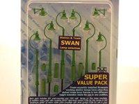 SR/BR Green Swan Neck Lamp Value Pack