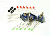 Cobalt Switch Pack with LED Assortment DCP157