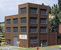 Steel Sash Window Industrial Building