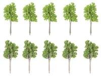 Gaugemaster GM127 Tree Pack - N Scale Spring/Summer (10)