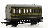 RailRoad SR 4 Wheel Coach *New for 2015*