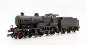Custom Finished BR (Early) Fowler Class 2P 4-4-0 Locomotive 40626 Weathered with TTS Sound!