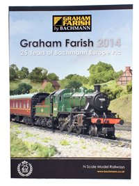Graham Farish Catalogue 2014