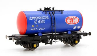 B Tank Heljan 60th Aniversary Commemorative Model 1957-2017